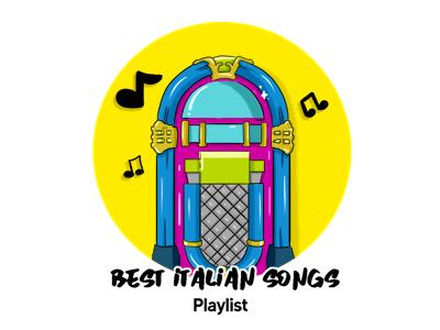 Best Italian Songs Playlist TH