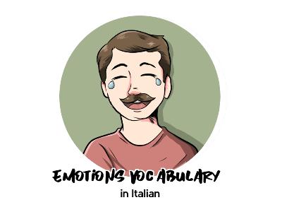 Emotions Vocabulary in Italian TH